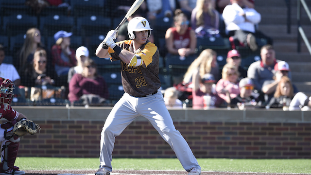 Valpo's One-Year Wonder: MBA Program, Baseball Team Attract Zack Leone '18 MBA To Valpo For Last Hurrah