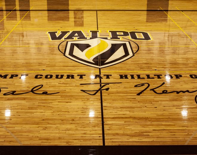 Gift From Kempf Estate Leads Hilltop Gym Renovation Project