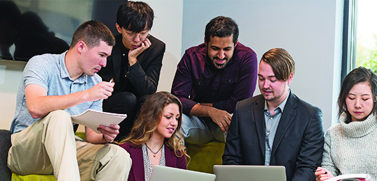 Introducing The Integrated Business And Engineering Bachelor's Program