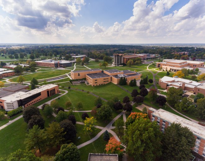Carnegie Elevates Valpo To National Doctoral/ Professional University