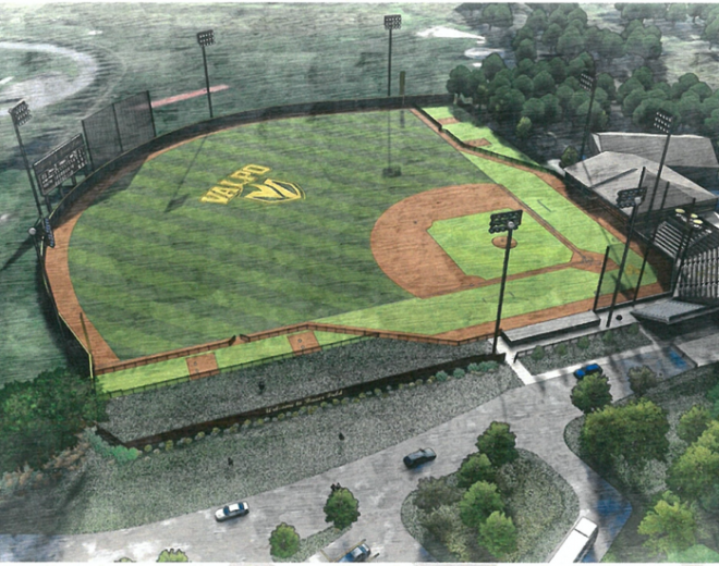 Bauer Field Renovation Off To Strong Start