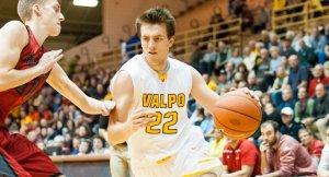 Valpo Basketball Athlete
