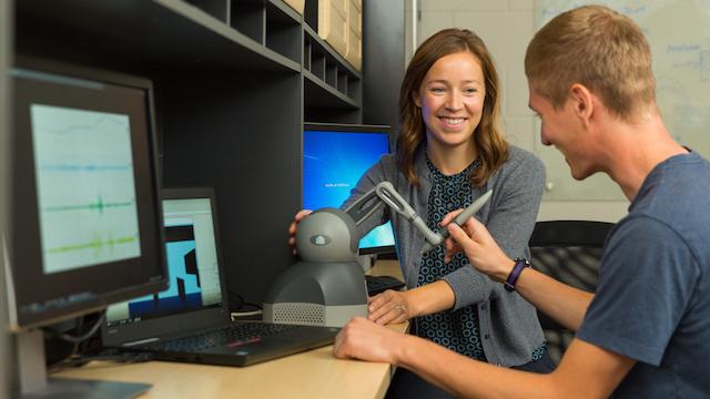 A Journey Home: Professor Reva Johnson '09 Spurs Student Research in Bioengineering Field