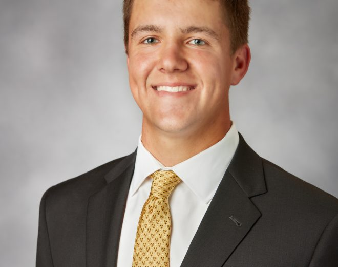Valpo Alumnus Earns NCAA Postgraduate Internship
