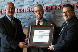 Valparaiso University's College Of Engineering Receives Prestigious Award