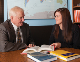 Engaged Mentors: Faculty Guidance Pushes Student To Succeed