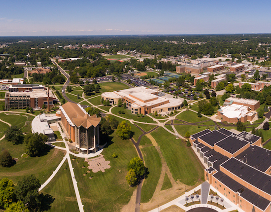 Valparaiso University Named No. 5 In Midwest By U.S. News & World Report