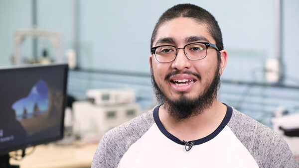 Gabe Martinez – College Of Engineering Profile