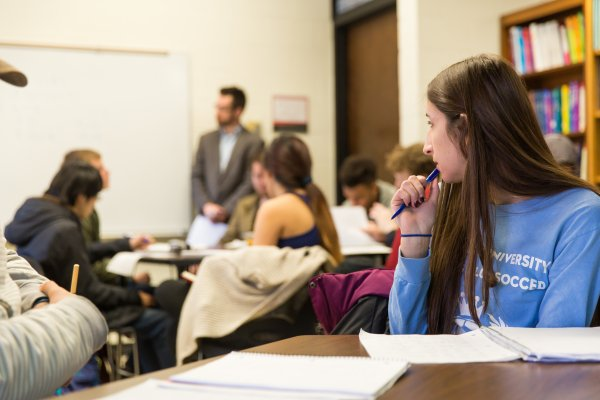 Philosophy-Classroom