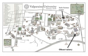 Open House Map