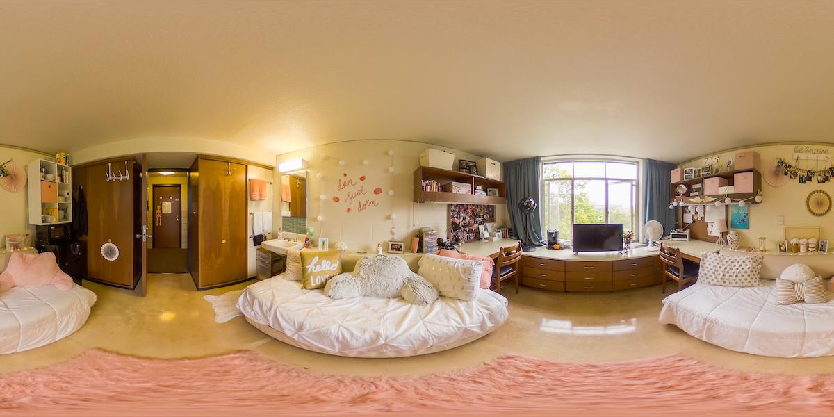 Alumni Girls Room Panoramic