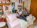 Lank Girls Room with Residents