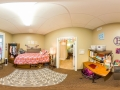 Sorority Room Panoramic