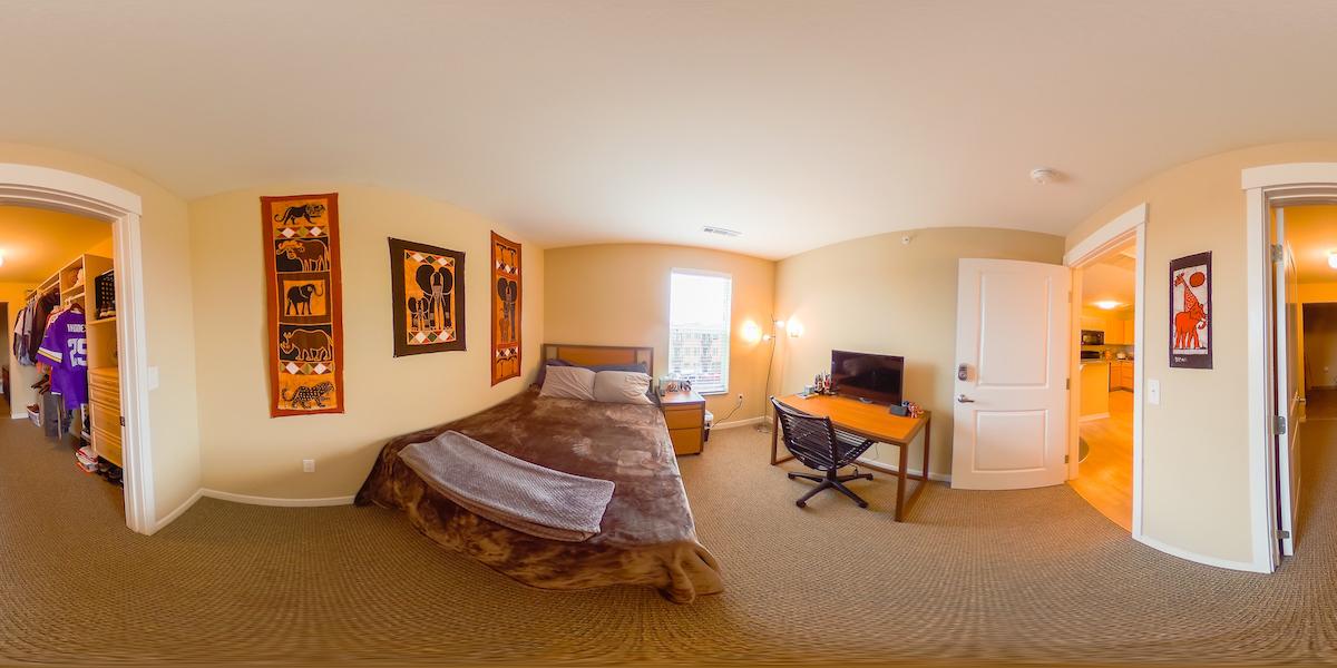 Uptown Room Panoramic