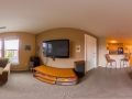 Uptown Living Room Panoramic