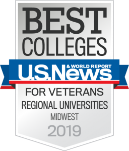 U.S. News & World Report Best Colleges for Veterans Regional Universities Midwest 2019