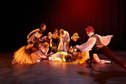 2011 Dance Ensemble