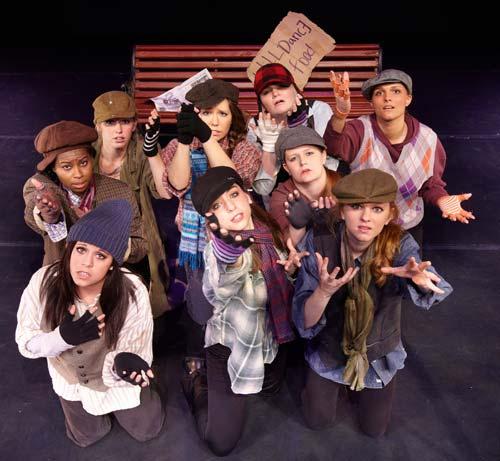 2012 Dance Ensemble
