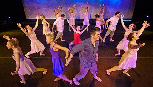 Dance Ensemble 2014