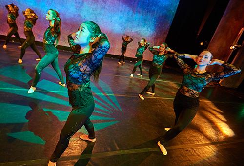 Dance Ensemble 2015