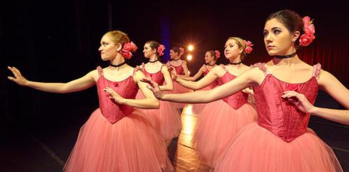 Dance Ensemble 2013