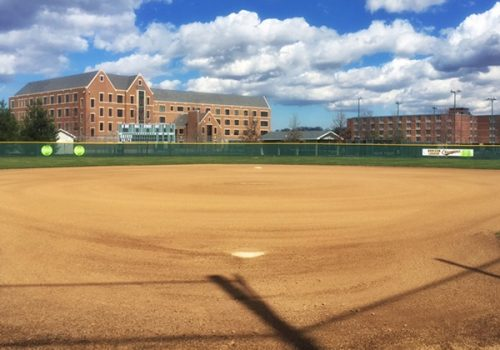 VALPO SOFTBALL FIELD