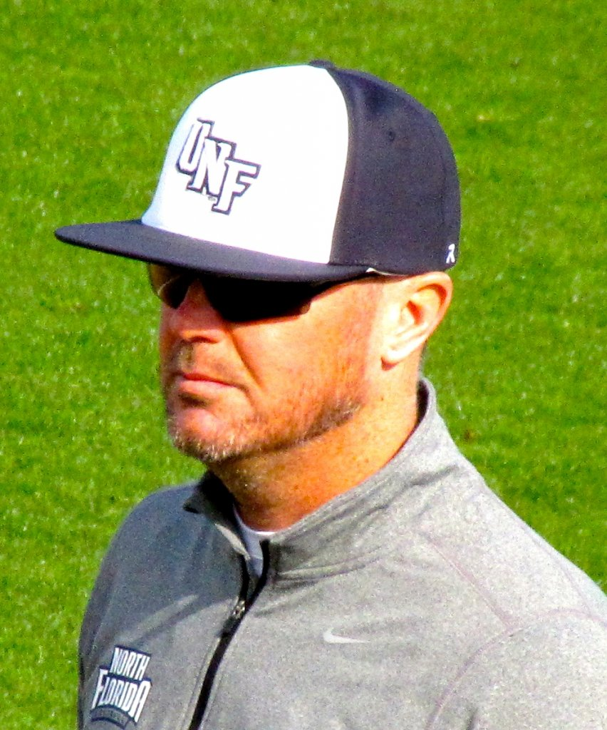 Jeff Conrad '00 was recently promoted to associate head softball coach at the University of North Florida (UNF).