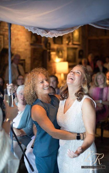 Katie Stuckemeyer '01 Berler married Melissa Berler on July 29, 2017, in Evanston, Illinois.