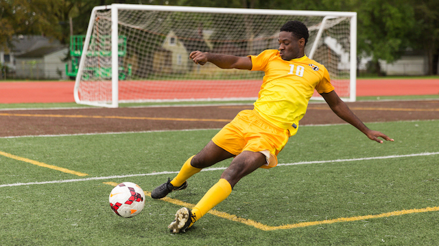 Inspirational Journey: Valpo Men's Soccer Captain Embraces New Opportunity