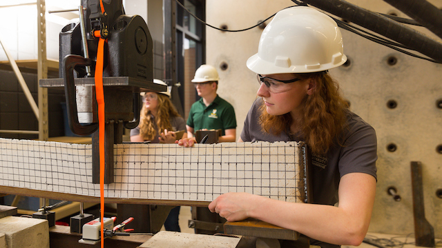 Opportunity Abounds in Civil Engineering
