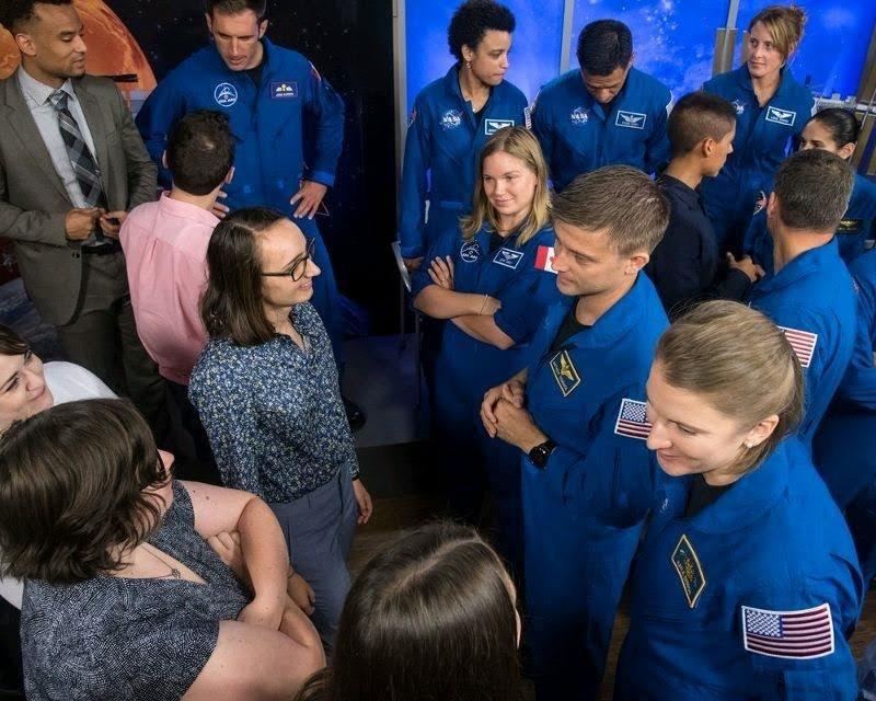 NASA Co-op