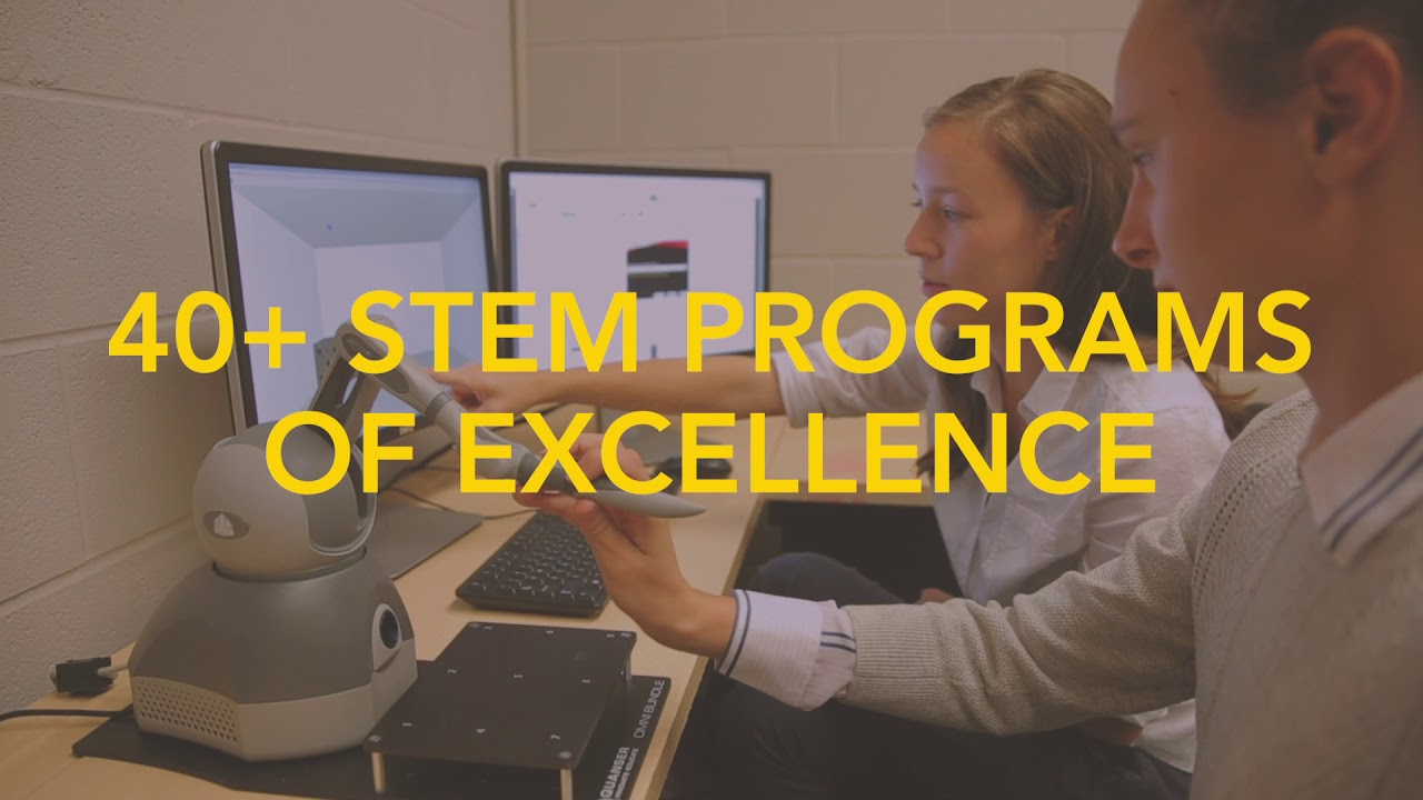 30+ Stem Programs of excellence