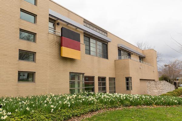Dusenberg german house