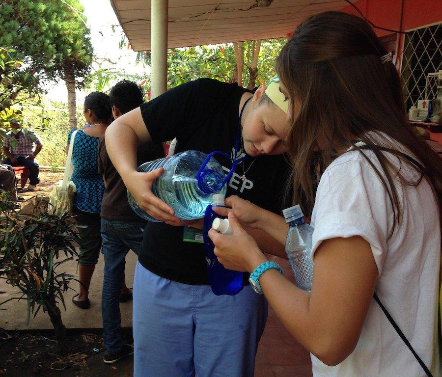 COMMUNITY PARTNERSHIP FOR HEALTH IN RURAL NICARAGUA