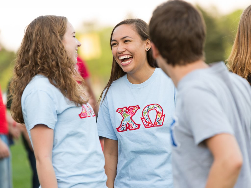 FRATERNITY AND SORORITY LIFE